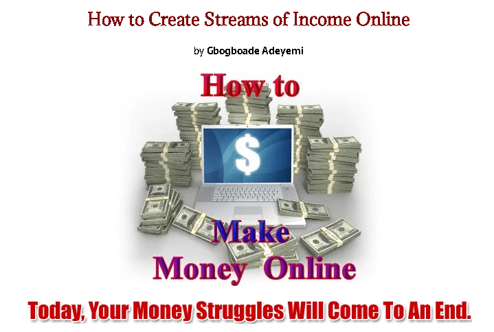 Website Monetization - How To Make Money Online